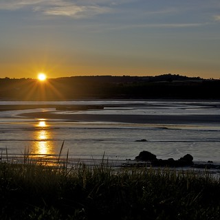 Severn Sunset | by laidbackdave