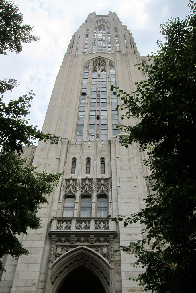 Pittsburgh - Oakland: University of Pittsburgh - Cathedral ...