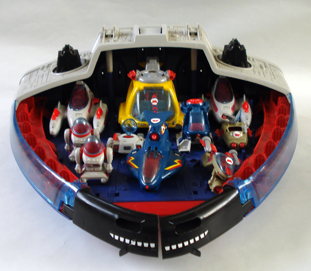 Manta Force I Am Selling This Manta Force Ship
