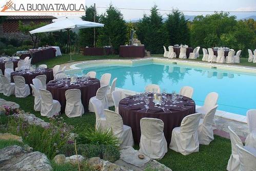 Matrimonio a bordo piscina sulle colline di firenze flickr for Matrimonio bordo piscina