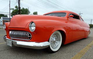 "Lead Sled 1951 Merc - ""Renegade"" 