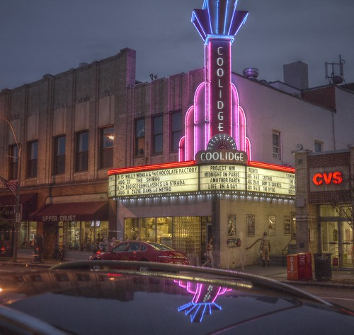Coolidge Corner Theater at night | by madprime