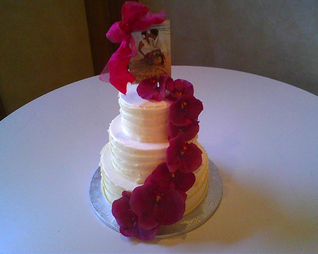 Hawaiian Wedding Cake Delicately Delicious