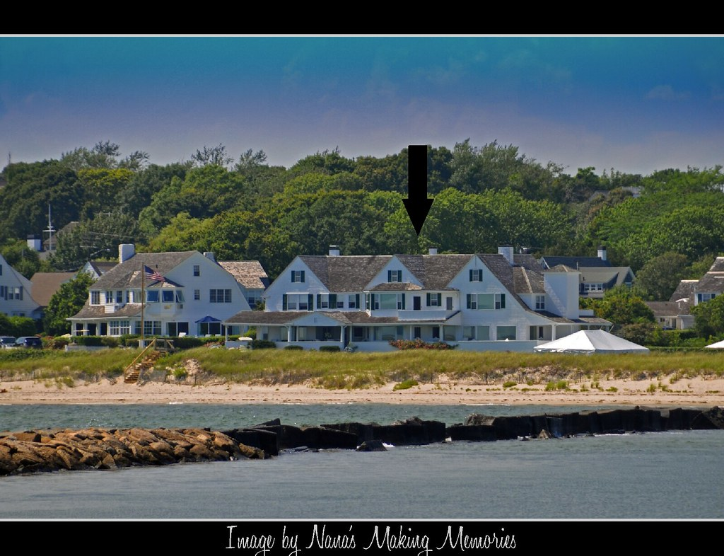 The Kennedy Compound Cape Code Tour 2011 Wanda Flickr