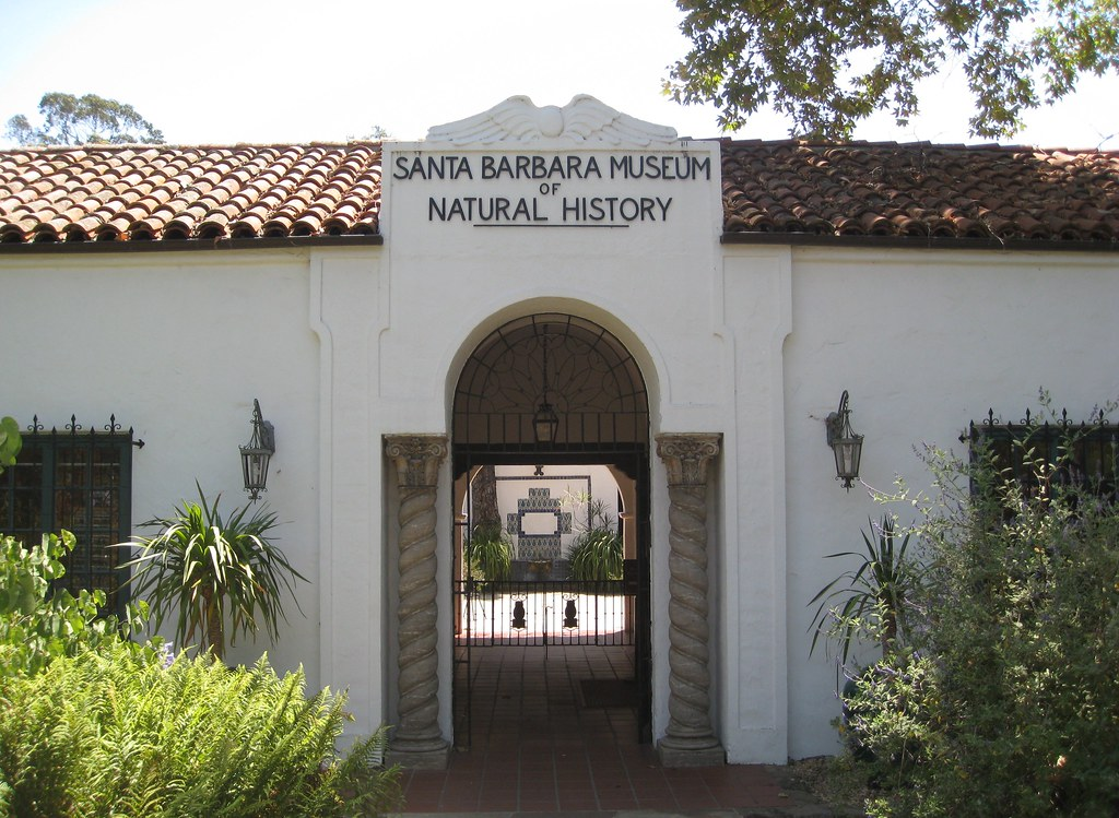 Museum Of Natural History Santa Barbara California