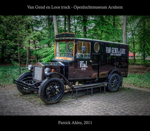 van gend en loos truck found in the openluchtmuseum open flickr. Black Bedroom Furniture Sets. Home Design Ideas