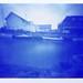 Slipper channel blue