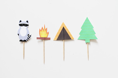 Camp Toppers | by sah-rah.com