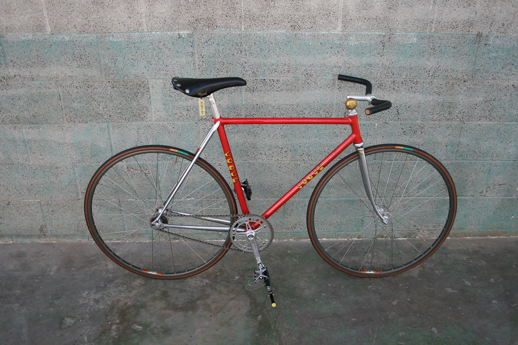 VOGUE NJS 01.30P321 | FRAME: vogue njs 53 square CRANK: sunt… | Flickr