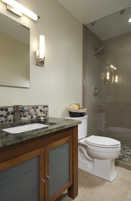 Wooden cabinets bathroom remodel flickr photo sharing for Bathroom remodel app