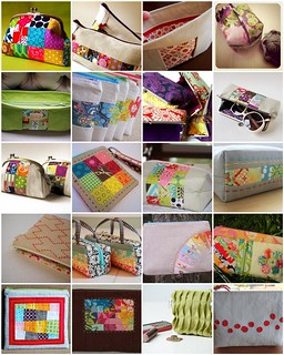 Pretty Little Pouch Swap - Inspiration | by Amy's Creative Side