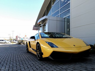 Lamborghini Gallardo LP570-4 Superleggera | by Matheus Bueno!