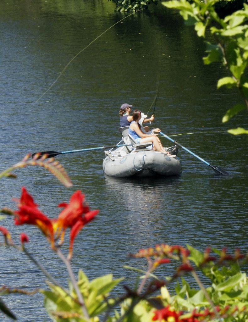 Fly fishing deerfield river ma july 2011 john collins for Deerfield river fly fishing