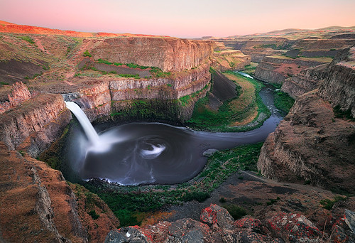 Palouse Falls | by protikH