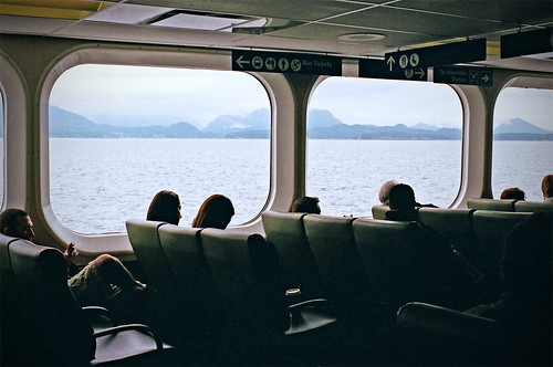Ferry Travellers | by flossyflotsam