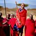 Masai ritual dance