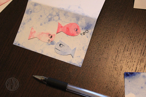 fish characters | by secret agent josephine