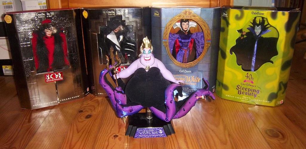 the villain collection