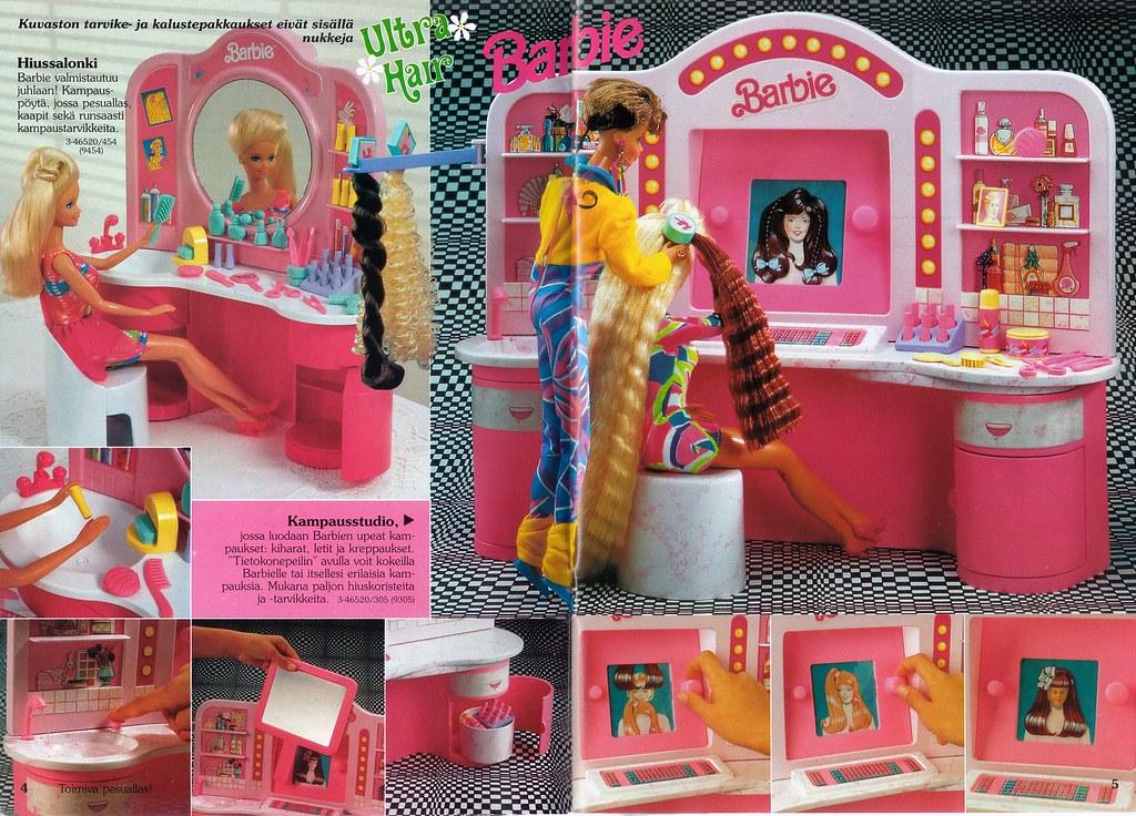 Barbie Twice As Nice Reversible Fashions