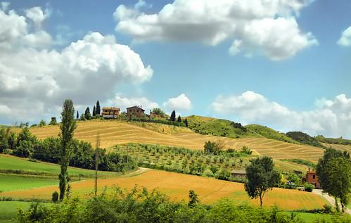 l haut sur la colline toscane italie teolc eniger flickr. Black Bedroom Furniture Sets. Home Design Ideas