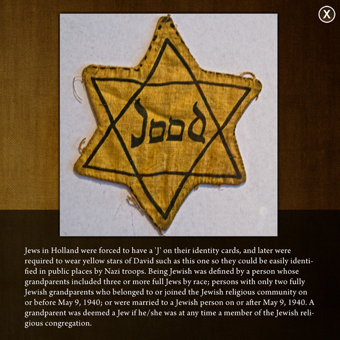 Star Of David The Star Of David Or A Jewish Badge Was A Cl Flickr
