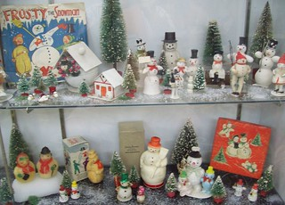 and another snowman shelf | by scotty12869