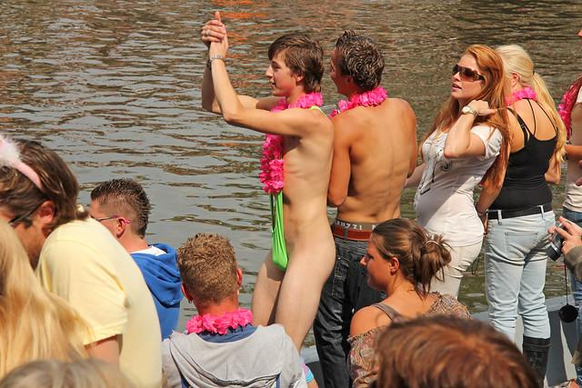 Gay boys in amsterdam
