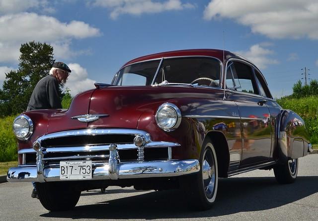 Photo for 1950 chevy 2 door sedan