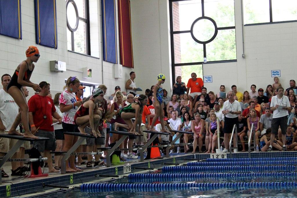 2011 tri county conference swim meet