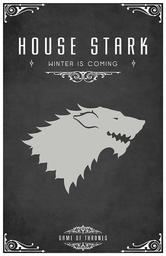 House Stark | by liquidsouldesign