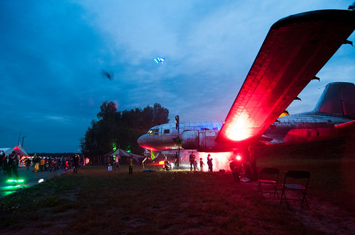 CCCamp2011 Quadrocopter Meetup | by gurke