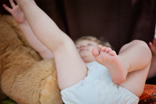 Toddler Toes | by Full Of Fluff