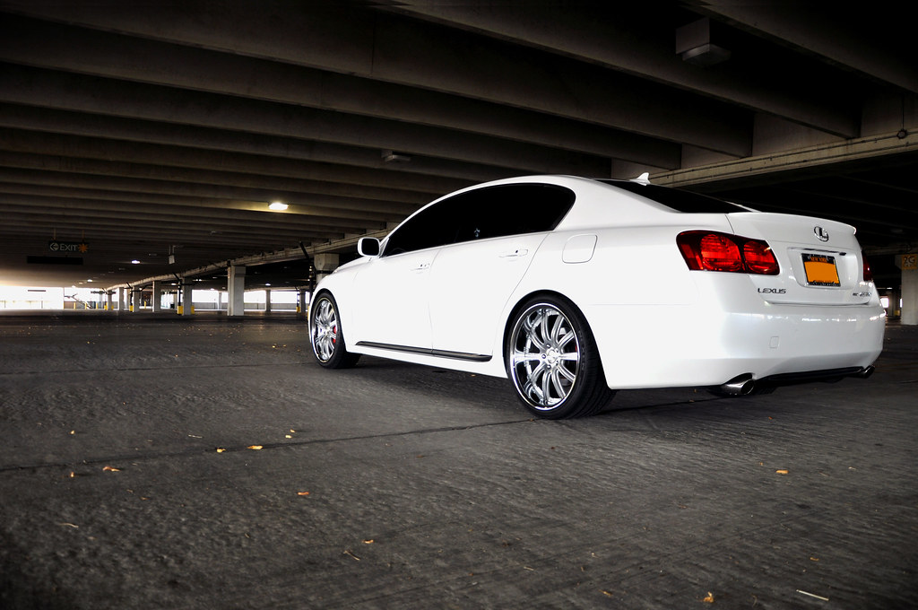 2009 lexus gs 350 awd on concept one executive rs 10 flickr. Black Bedroom Furniture Sets. Home Design Ideas