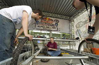 Red Bull Creation - Fabrication | by Dave Pinter