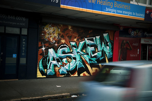 ASKEW | Bringing new energies to rollerdoors - New Zealand. | by Ironlak