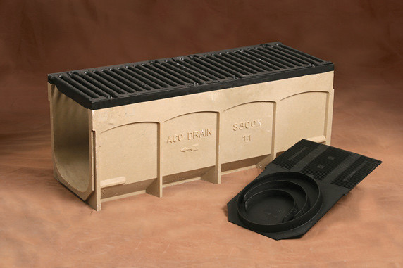 9828 smith aco trench drain series 12 wide channel. Black Bedroom Furniture Sets. Home Design Ideas