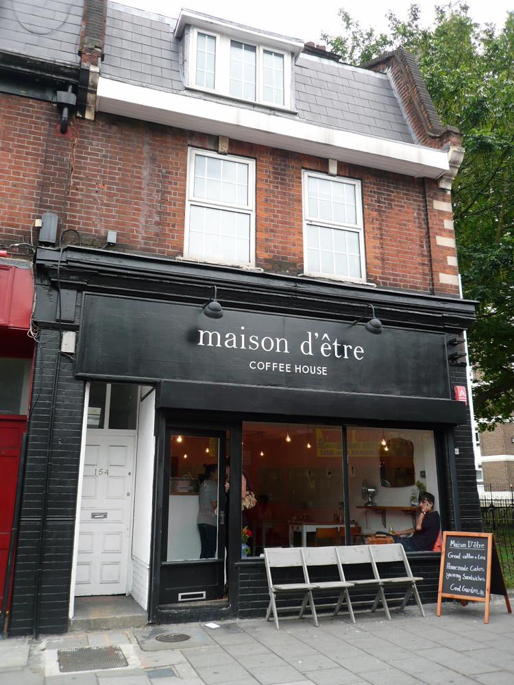 Maison d tre coffee house highbury corner for Maison etre