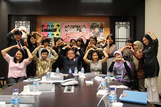 Korean Cultural Center in Indonesia  Director of the Korean…  Flickr