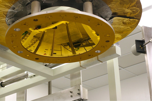 James Webb Space Telescope Secondary Mirror | by James Webb Space Telescope