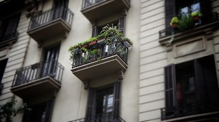 Barcelona Balcony | by Anna's Daughter