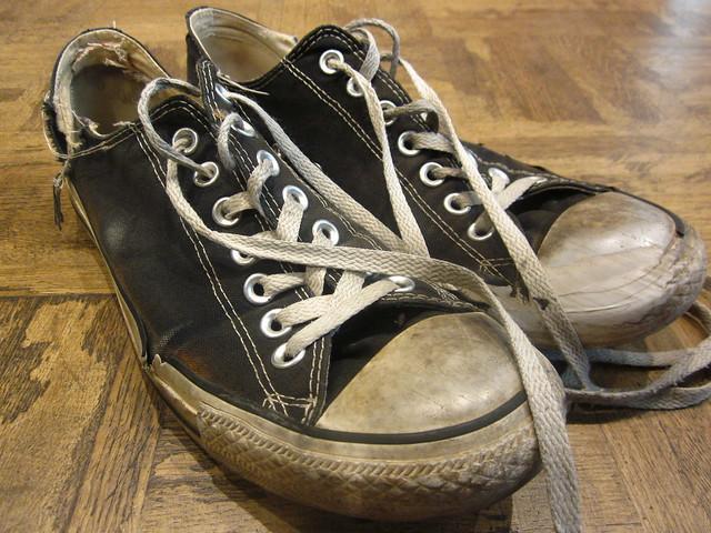 Puma Shoe Lace Configuartions