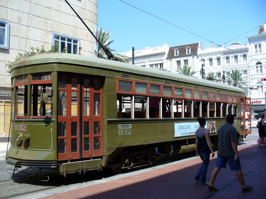 new orleans usa streetcar flickr. Black Bedroom Furniture Sets. Home Design Ideas