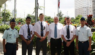 Int'l Air Cadet Exchange 2011 | by UK in the Philippines