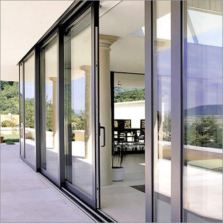 Bon ... Aluminium Door Sliding 6 Slice | By Professional Design Aluminum