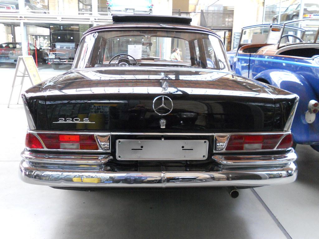 "Mercedes-Benz 220S / W111-1 (1963) | - ""Mercedes-Benz ..."