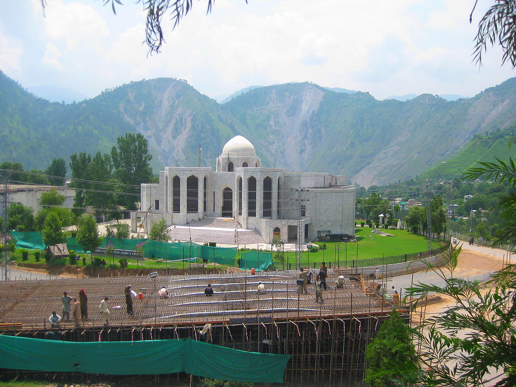 Supreme Court Ajk Next To Jhelum River Excuse The Hated