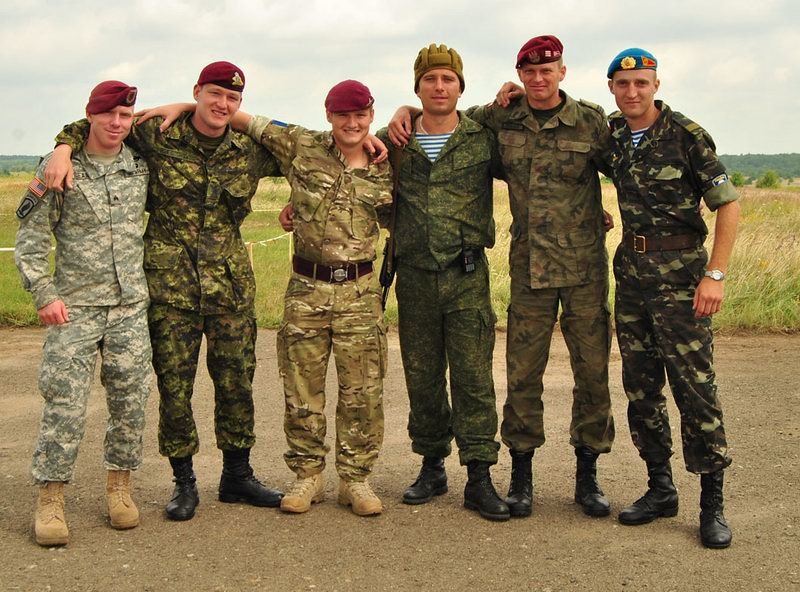 Brothers In Air Www Eur Army Mil Rapidtrident Yavoriv