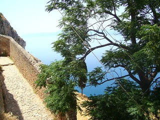 Palamidi Castle, Nafplio, Greece | by DolceDanielle