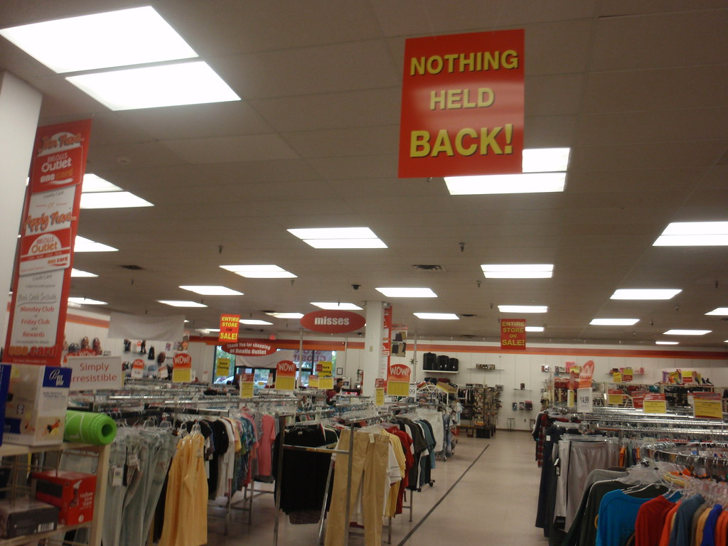 Bealls Outlet Store Closing Fort Myers Fl Interior 2
