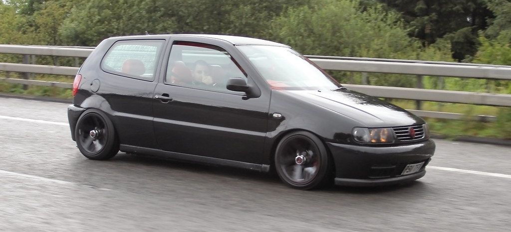 rolling shot vw polo 6n anthony seed flickr. Black Bedroom Furniture Sets. Home Design Ideas